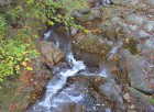 Slănic Wasserfall