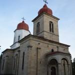 """Die """"Precista"""" Kirche aus Tg. Ocna"""
