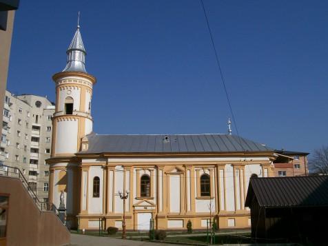 Sf. Nicolae (pe locul fostei biserici Sf. Fecioara)