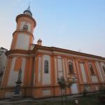 Biserica catolica Sf. Nicolae - pe locul fostei biserici Sf.Fecioara
