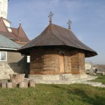 Ciolpani Buhuşi Kloster