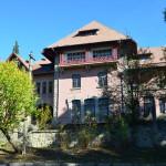 Le château de la princesse Stirbey de Darmanesti