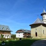 Măgura Ocnei Kloster