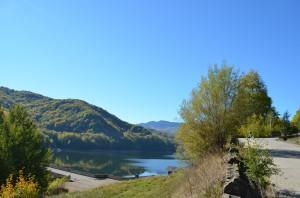 Barajul Poiana Uzului Darmanesti
