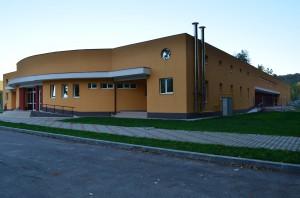 Centrul de tratament balnear Tg Ocna