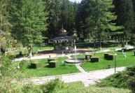 Parcul Slanic Moldova (vara)