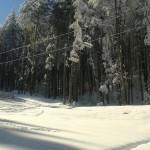Partia de schi Nemira - Slanic Moldova